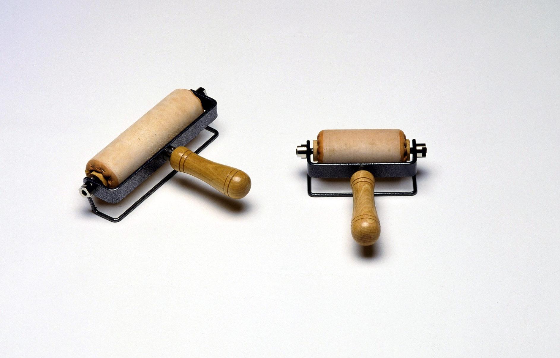 Rodillos de cuero Hi-Tech